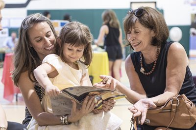 Four Ways That Students And Families >> The Learning Partnership Four Ways Families Can Build Literacy